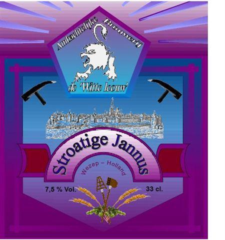 Stroatige Jannus, Brouwerij t IJ